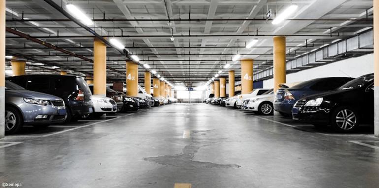 Nâng cấp và trang bị hệ thống chiếu sáng đèn LED trong các nhà để xe