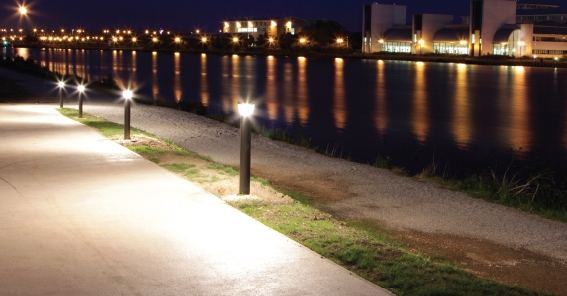 Đèn Philips LED Bollard II BCP150