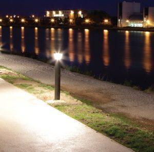 Đèn Philips LED Bollard II BCP151