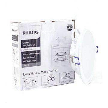 Đèn Led Philips âm trần 18W DN027B D175