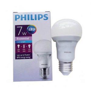 Bóng đèn Philips ESS Led Bulb 5W E27 3000/6500K 230V