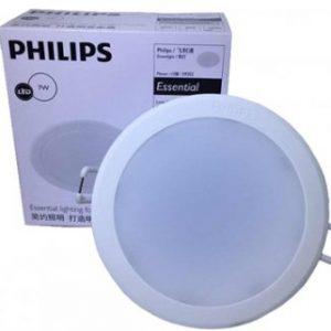 Đèn Led Philips âm trần 10W Meson 59203