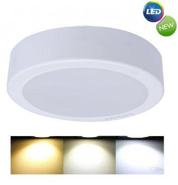 Đèn led Philips ốp trần 15W DN027C LED12 D175