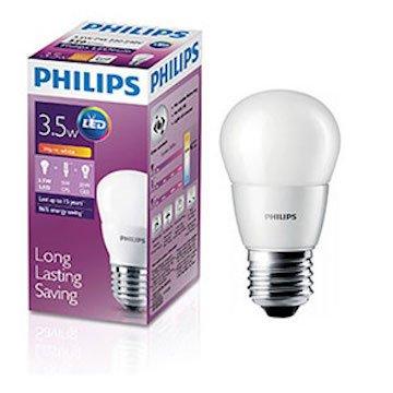 Bóng đèn Philips ESS Led Bulb 3W E27 3000/6500K 230V