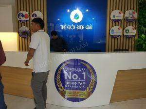 Showroom Thế giới điện giải - Lý chính thắng